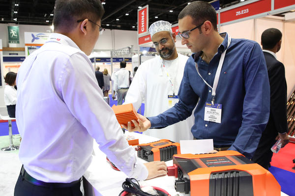 Intersolar Middle East 2016 - 24