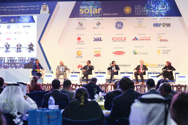 Intersolar Middle East 2016 - 17